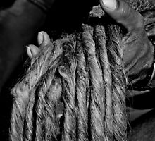 Dreads in Hand by Valerie Rosen