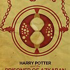 Harry Potter and the Prisoner of Azkaban Minimalist Poster by Risa Rodil