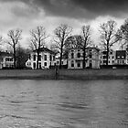 Deventer, the Netherlands by M. van Oostrum
