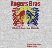 usa indians energy drink by rogers bros by usanewyork
