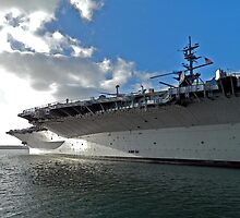 Naval Aircraft Carrier by debidabble