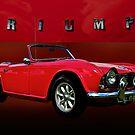 1963 Triumph TR4 by Mike Capone