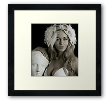 Two Classic Beauties 2 Framed Print
