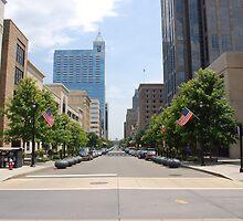 Fayetteville St. Raleigh NC (USA) by John Schneider