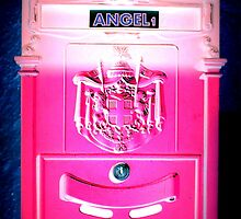 Angel1 Postbox by ©The Creative  Minds
