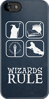 Wizards Rule by thehookshot