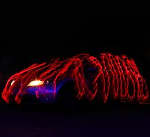 LED flames by yampy