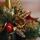 Christmas centerpiece by LifePictures