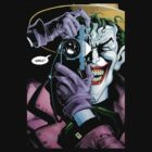 the killing joke  - Joker (From Batman) by xrobertxdavisx