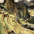 Machu Piccu Magic by Chris Perry