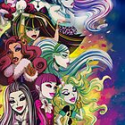 Monster High. by asieybarbie