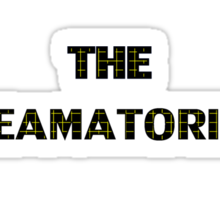 The Dreamatorium Sticker