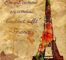 Paris by cstokes