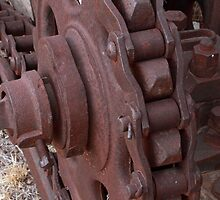 Sprockets and Chain by Robert Armendariz