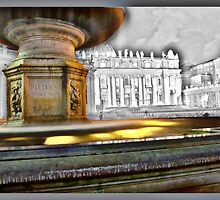 St Peter's square in Rome by salmas61
