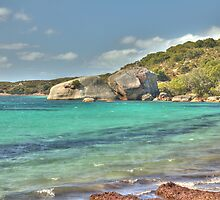 2 People's Bay, Albany, Western Australia by Elaine Teague