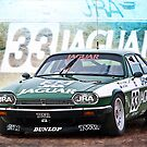 Group A Jaguar XJS by Stuart Row