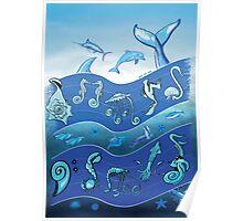 Ocean's Symphony Poster