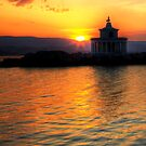 Argostoli Lighthouse by Paul Thompson Photography