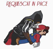 requiescat in pace by tyler31
