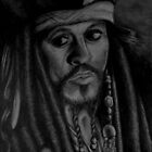 captain sparrow by Andrew Taylor