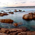 Smiths Beach Pano by Jodi Kneebone