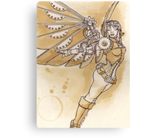 sTEAmpunk Angel Canvas Print