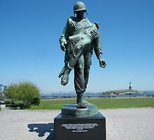 """Liberation"", Monument to World War 2 Concentration Camp Survivors,  Liberty State Park, New Jersey by lenspiro"