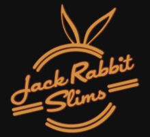 Inspired by Pulp Fiction (Jack Rabbit Slims) by LamericaTees