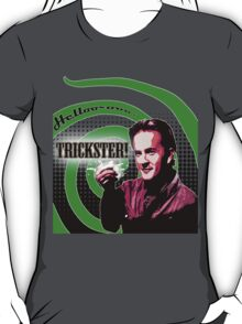 Supernatural: Hello Trickster! T-Shirt