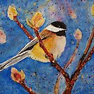 Darling Little Chickadee by Robin Monroe