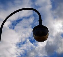 Lamp Silhouette by kalaryder