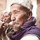 The Flautists by EveW