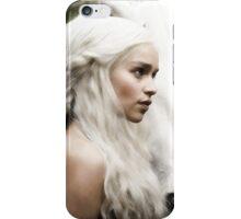 Daenerys Stormborn / Daenerys Targaryen - Mother of Dragons iPhone Case/Skin