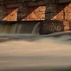 A river runs through it by Chris Kiez