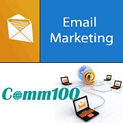 Comm100 email marketing by Comm100