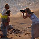 The Photographer - La Fotógrafa by Bernhard Matejka