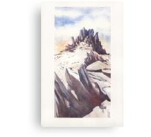 Castell y Gwynt Canvas Print