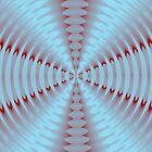 Radial psychadelic by JEZ22