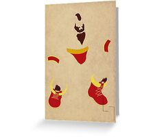Zangief Greeting Card