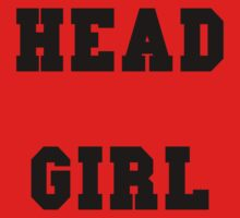 Head Girl (Large Black) by supalurve