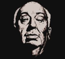 Alfred Hitchcock by LamericaTees