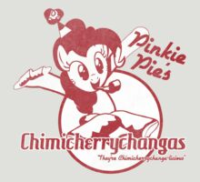 Pinkie Pie's Chimicherrychangas (Worn Version) (MLP:FiM) T-Shirt