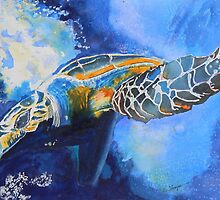 Save the Turtles by Warren  Thompson