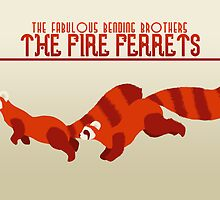 The Fire Ferrets by Caroline Kilgore