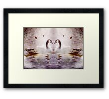 My love paramour Framed Print