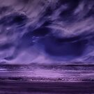 When The Sky Falls Purple by peter donnan