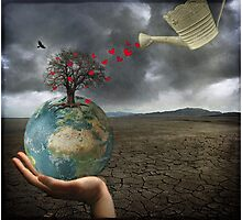 Celebrate earth day...everyday! Photographic Print