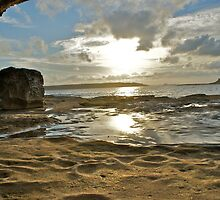 La Perouse sunset by AHigginsPhoto