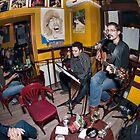 Thom & Frano @ Art Rock Caffe by Željko Malagurski